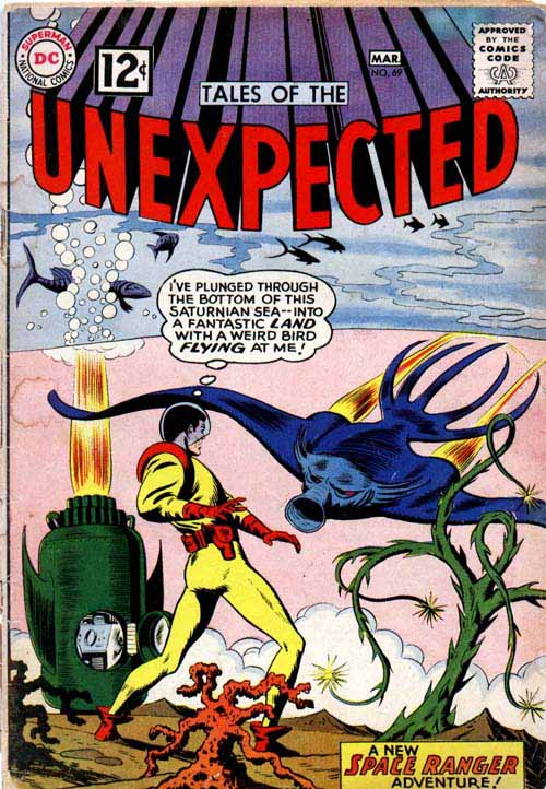 Tales of the Unexpected Vol 1 69