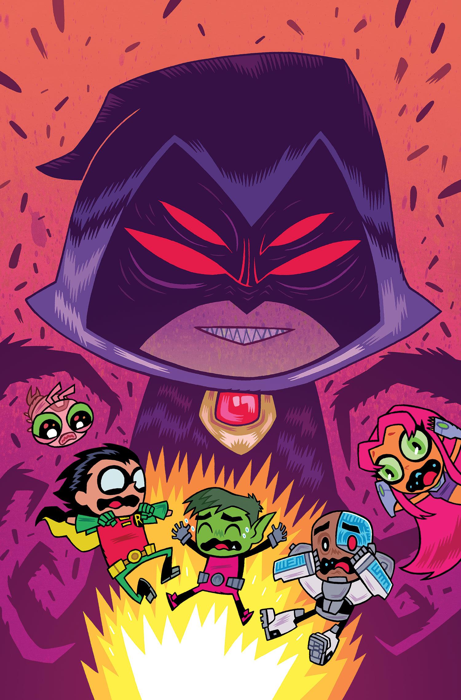 Teen Titans Go! Vol 2 5 Textless.jpg