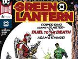 The Green Lantern Vol 1 6