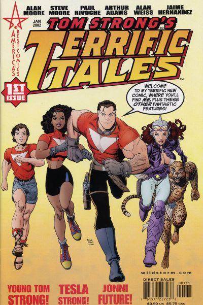 Tom Strong's Terrific Tales Vol 1