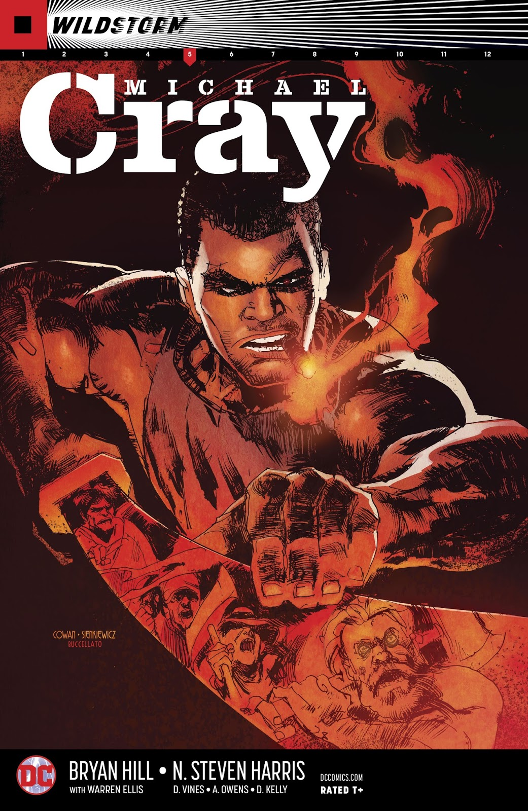 Wildstorm: Michael Cray Vol 1 5