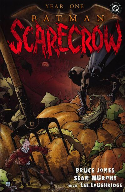 Year One: Batman/Scarecrow Vol 1 1