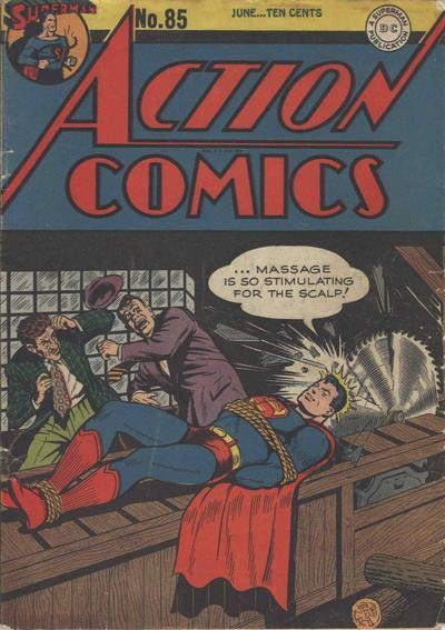Action Comics Vol 1 85