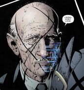 Alfred Pennyworth Last Knight on Earth 0001