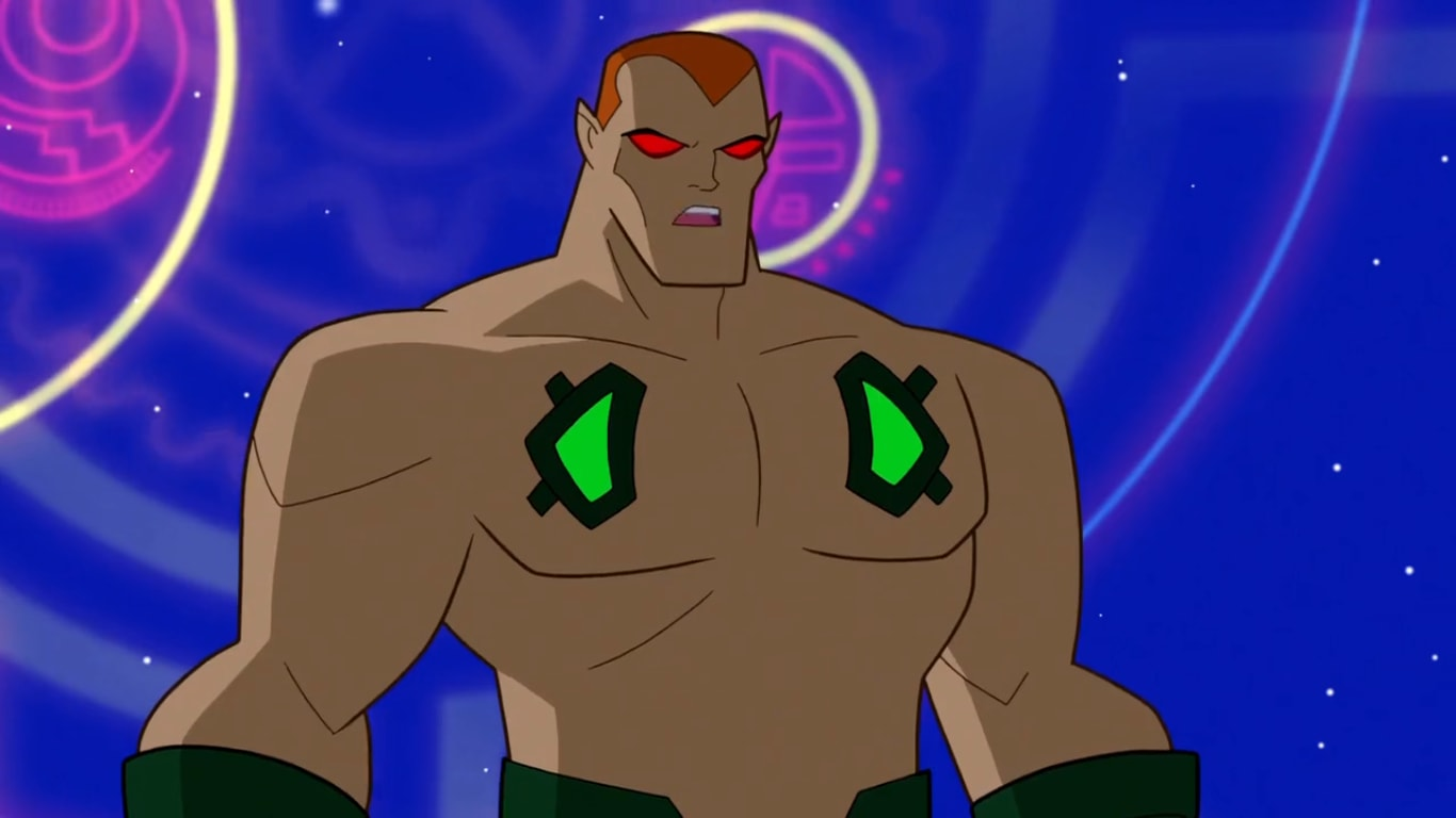 Amazo (Justice League Action)