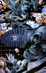 Batman vs. Black Mask; the final duel