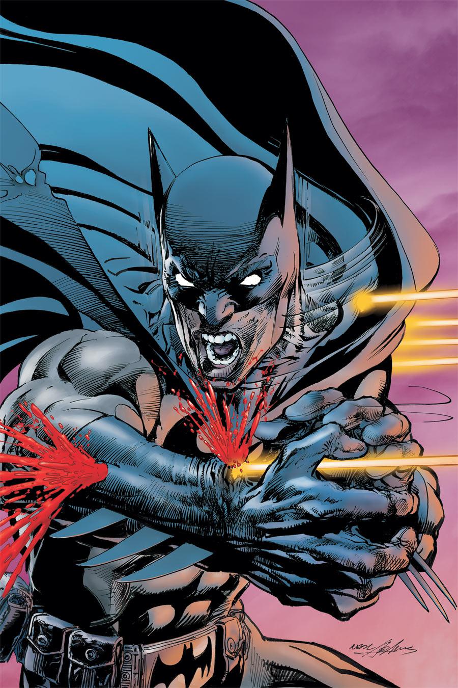 Batman: Odyssey Vol 1 1