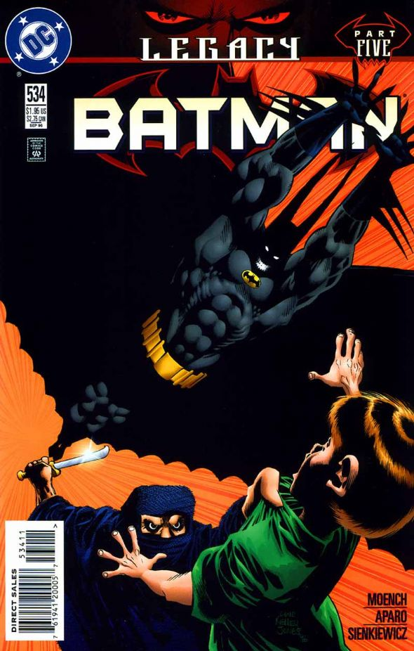 Batman Vol 1 534