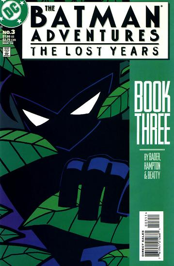 The Batman Adventures: The Lost Years Vol 1 3