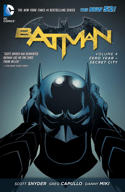 Batman: Zero Year - Secret City (Collected)