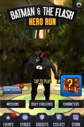 Black Flash Hero Run 0001