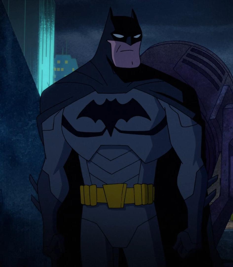 Bruce Wayne (Harley Quinn TV Series)