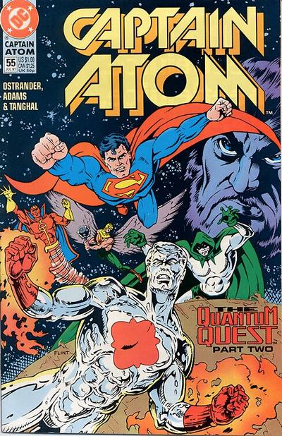 Captain Atom Vol 2 55