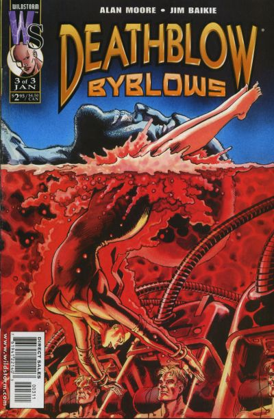 Deathblow: Byblows Vol 1 3