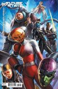 Future State Legion of Super-Heroes Vol 1 2 Variant