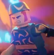 George Harkness The Lego Movie 0001