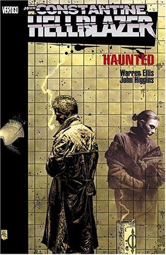 Hellblazer: Haunted (Collected)