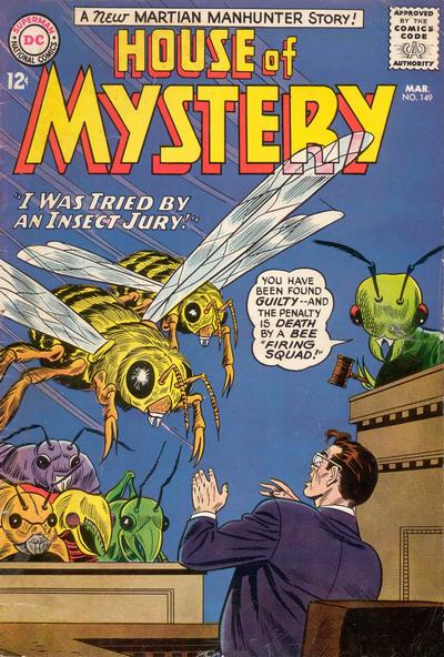 House of Mystery Vol 1 149