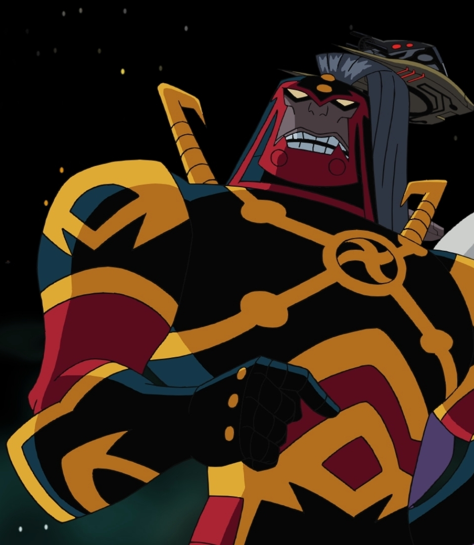 Imperiex (Legion of Super-Heroes TV Series)