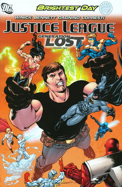 Justice League: Generation Lost Vol. 2 (Collected)