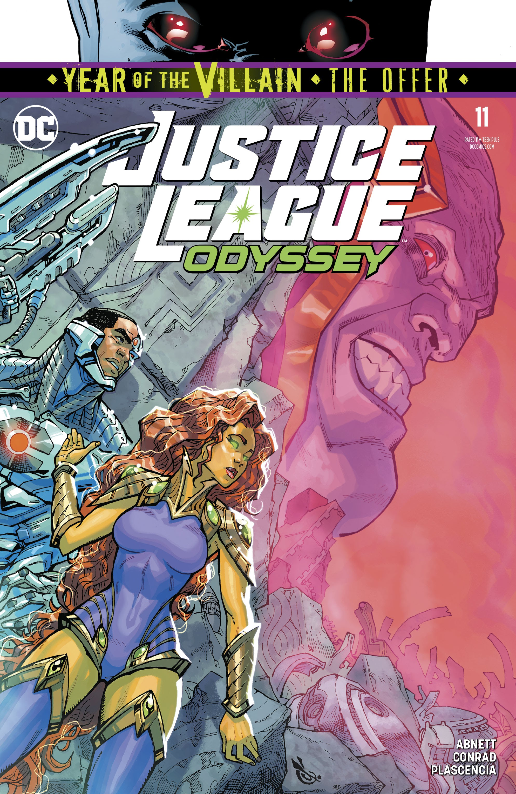 Justice League Odyssey Vol 1 11