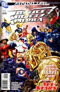Justice Society of America Annual 2