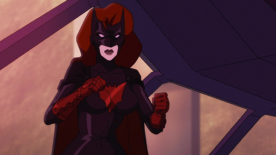 Katherine Kane (DC Animated Movie Universe)