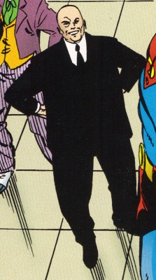 Alexander Luthor (Earth-3839)/Gallery