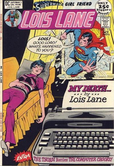 Superman's Girl Friend, Lois Lane Vol 1 115