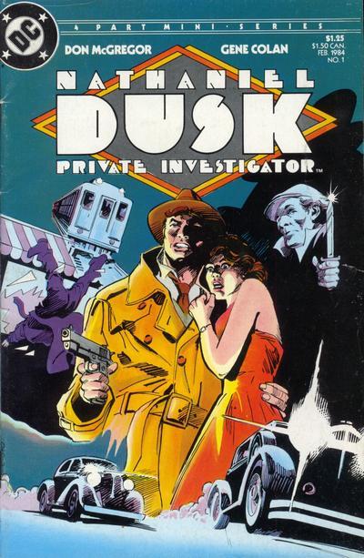 Nathaniel Dusk Vol 1