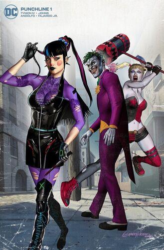 Exclusive Bird City Comics Variant B