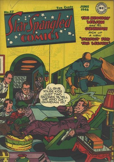Star-Spangled Comics Vol 1 57