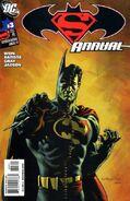 Superman Batman Annual 3