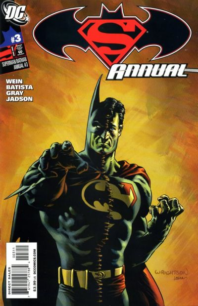 Superman/Batman Annual Vol 1 3