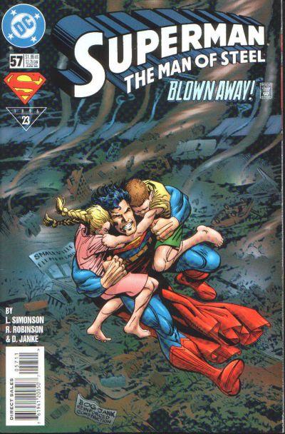 Superman: The Man of Steel Vol 1 57