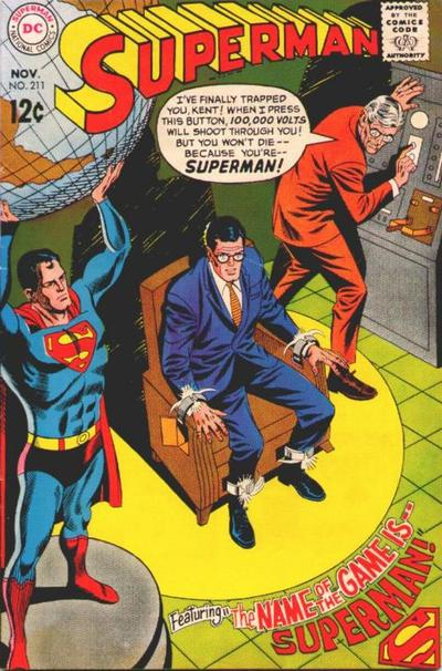 Superman Vol 1 211