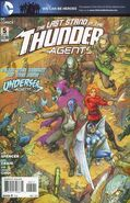 THUNDER Agents Vol 4 5