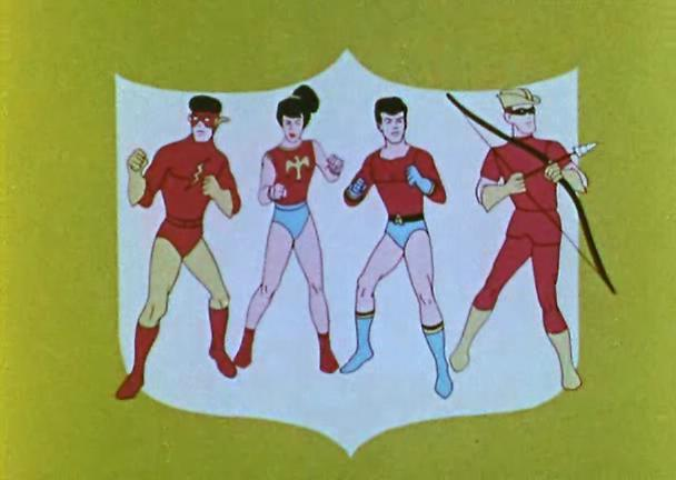 Teen Titans (Filmation Adventures)