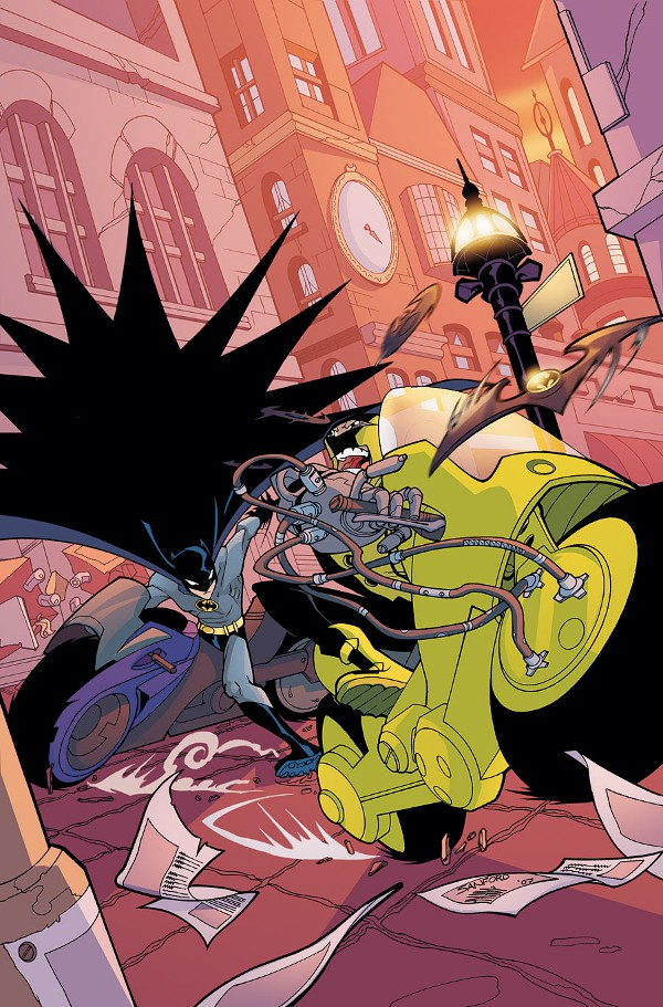 The Batman Strikes! Vol 1 36 Textless.jpg
