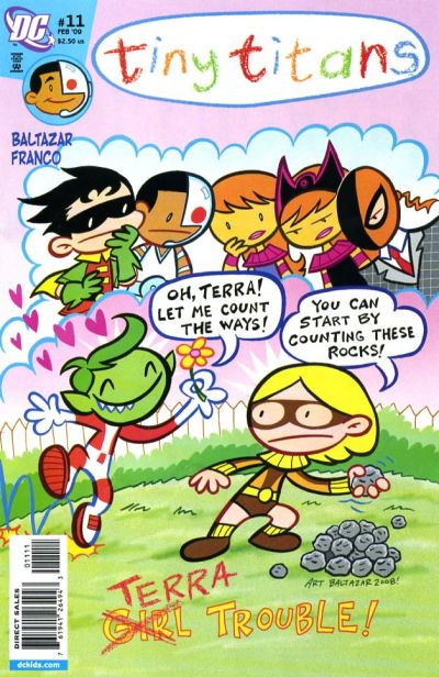 Tiny Titans Vol 1 11