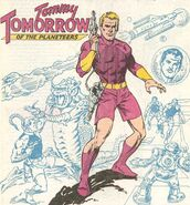 Tommy Tomorrow Earth-One 0001