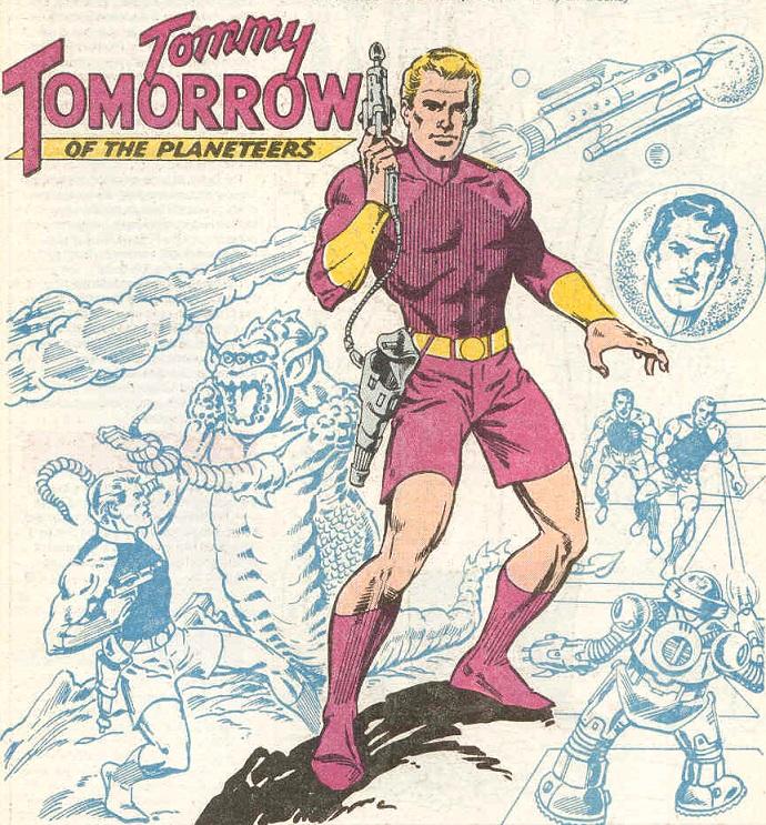 Thomas Tomorrow (Earth-One)