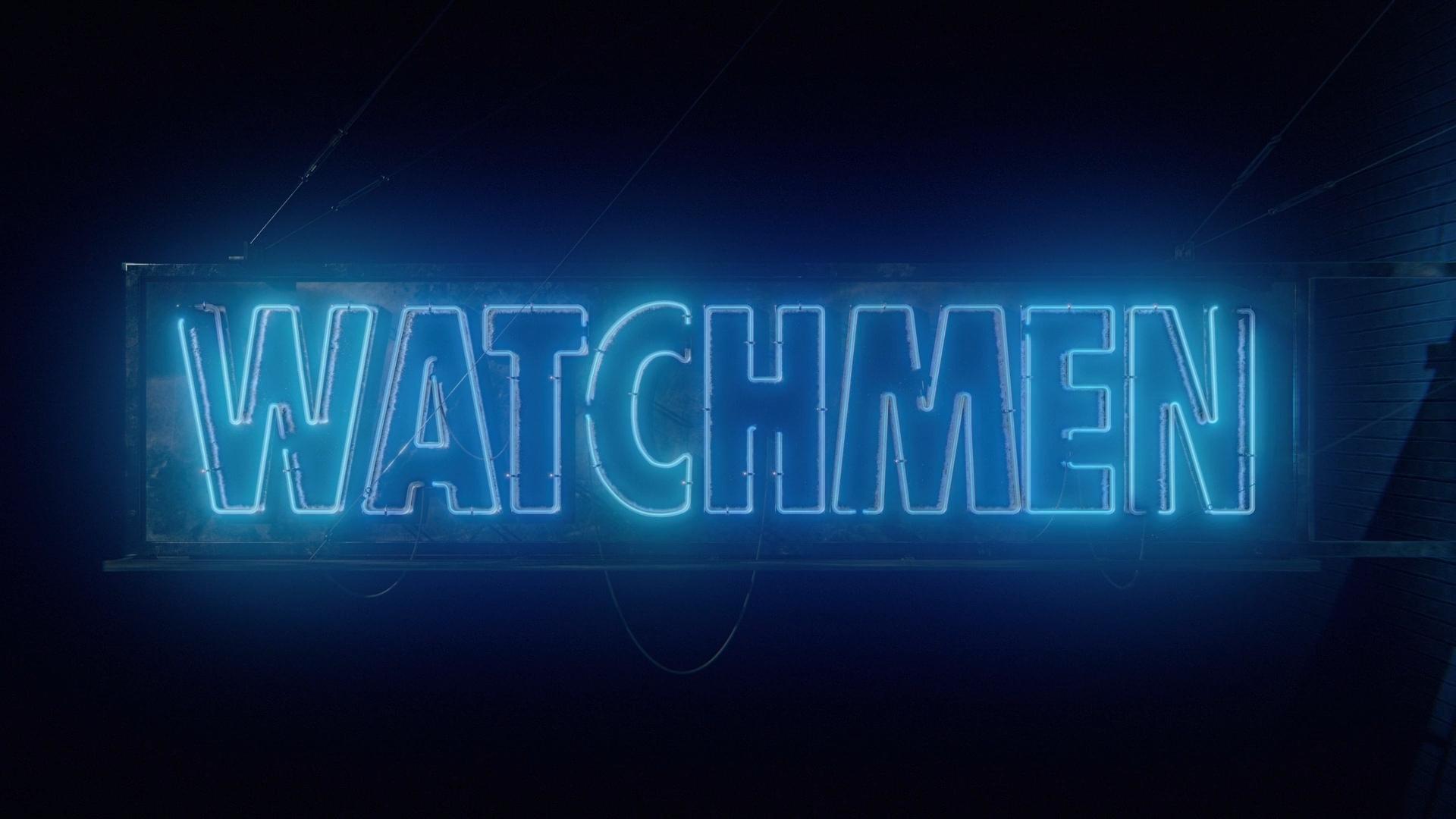 Watchmen (TV Series) Episode: A God Walks into Abar