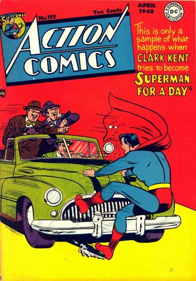 Action Comics Vol 1 119