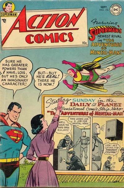Action Comics Vol 1 196