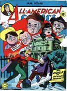 All American Comics vol 1 46 cover