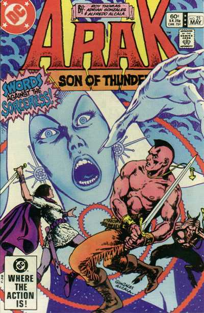 Arak: Son of Thunder Vol 1 21