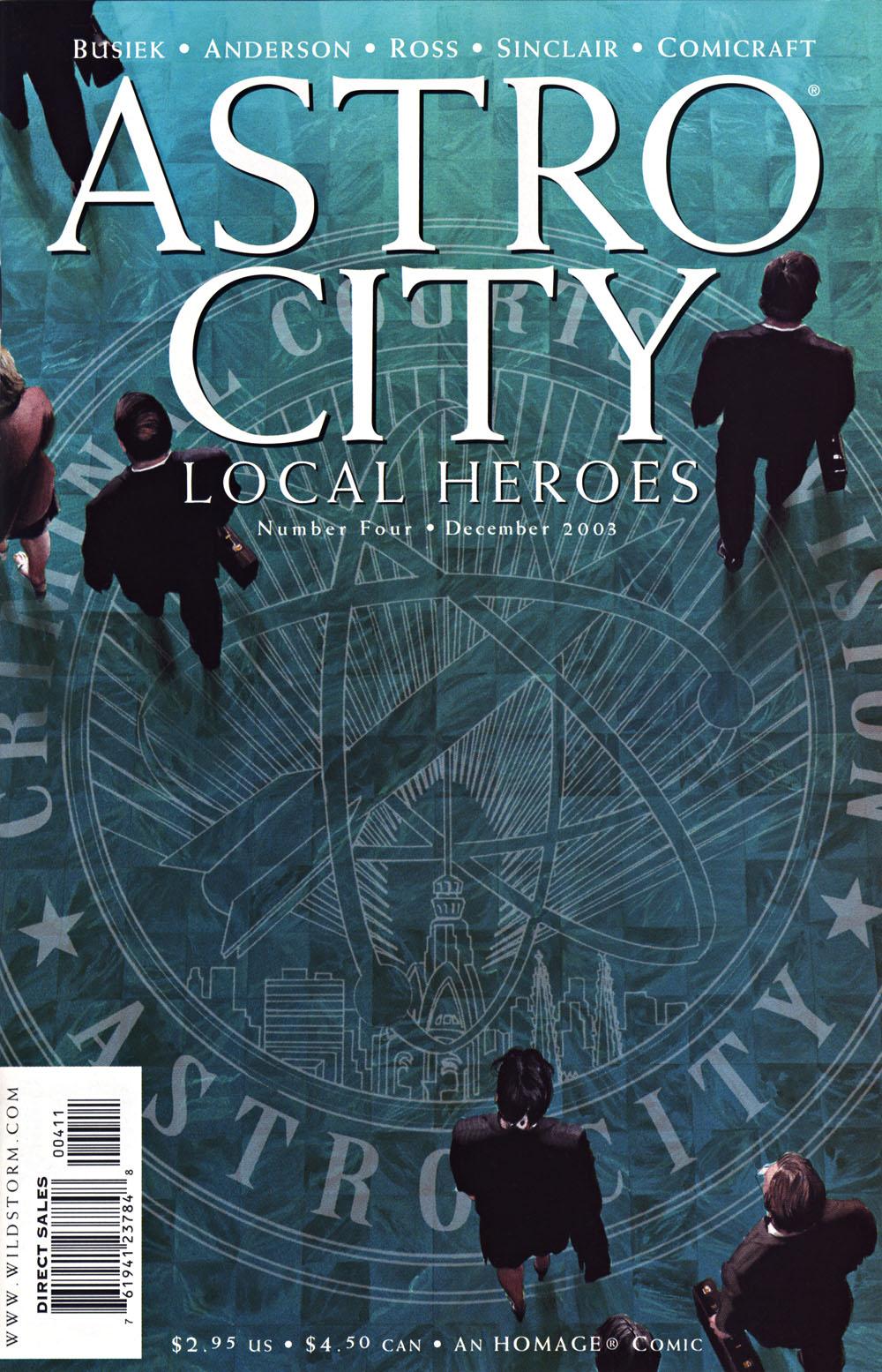 Astro City: Local Heroes Vol 1 4