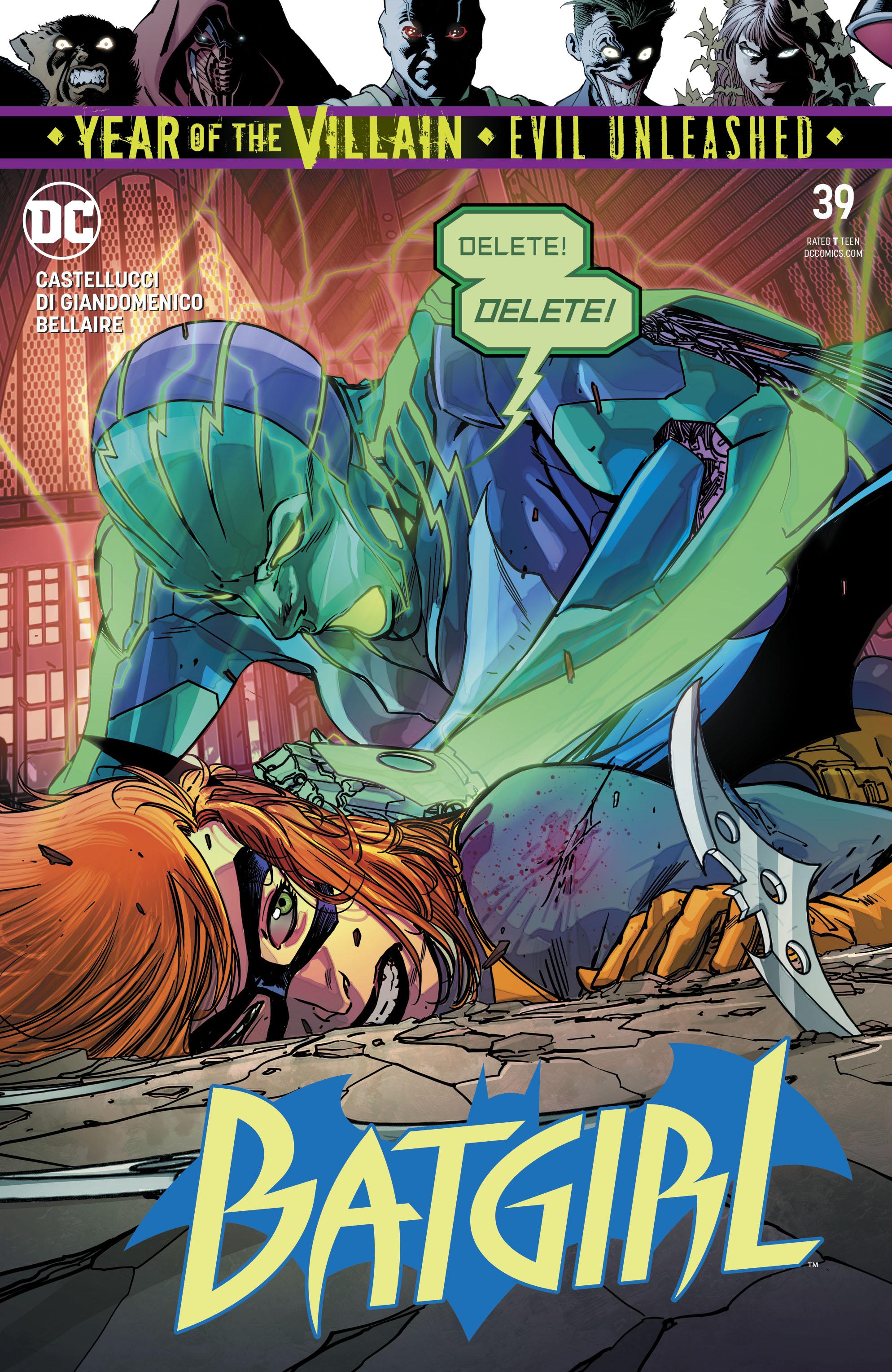 Batgirl Vol 5 39