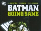 Batman: Going Sane (Collected)